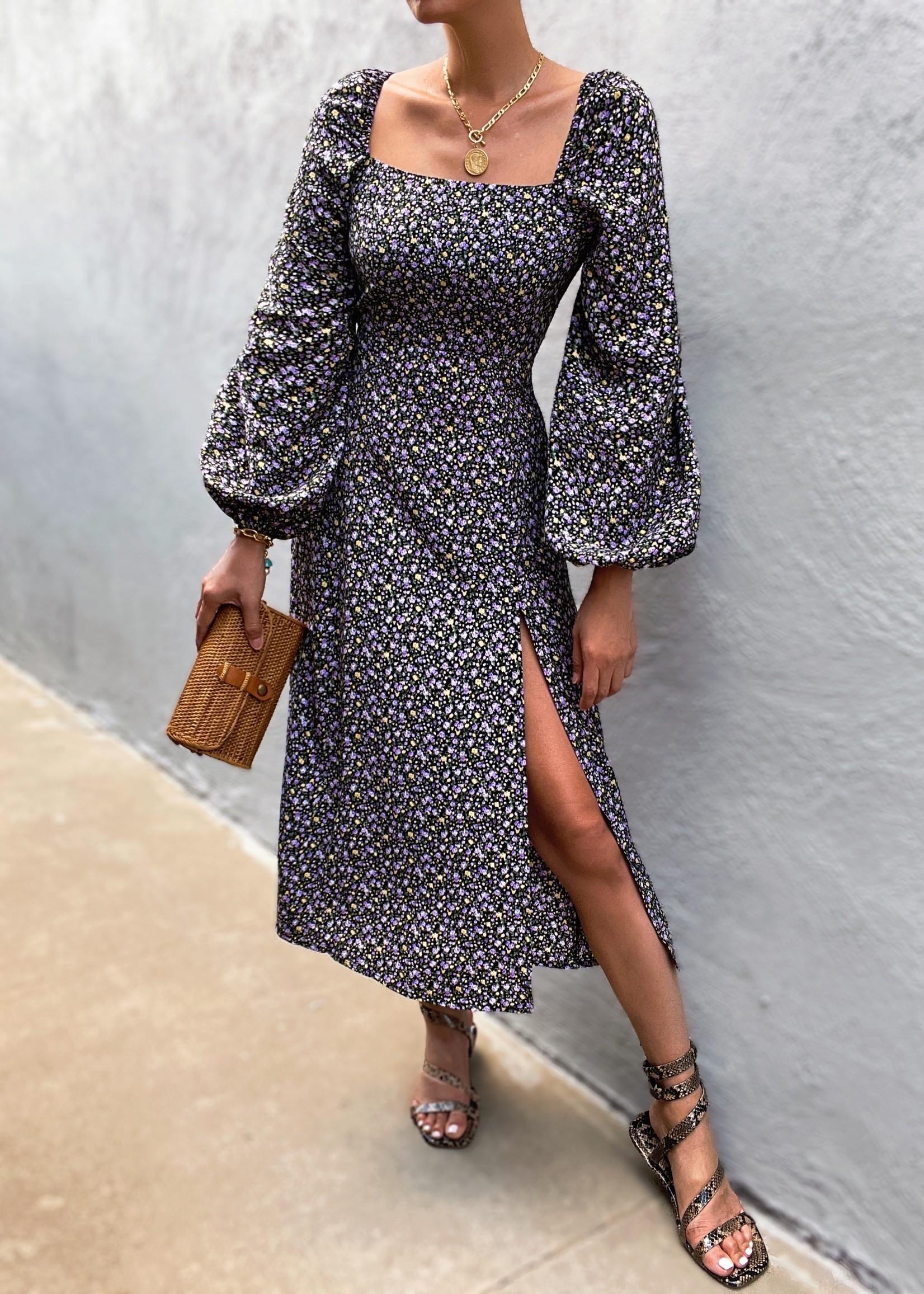 Mercer dress floral