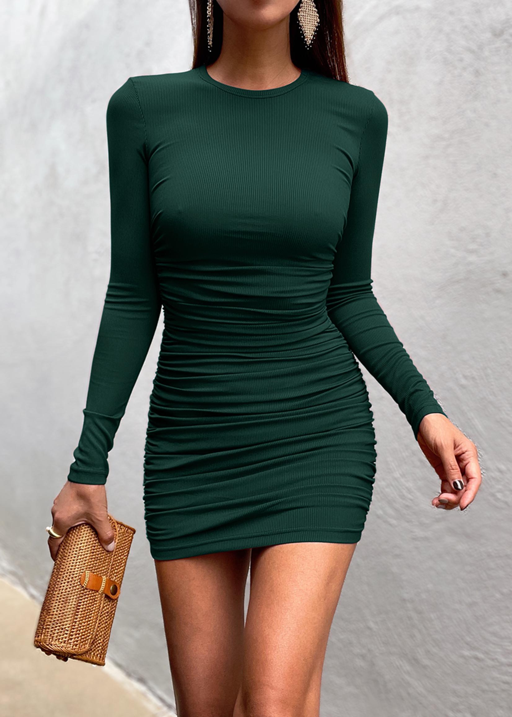 Britches dress emerald