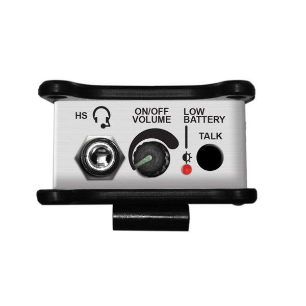 Sonifex Sonifex CM-BH4W Belt-Pack 4-Wire Headphone Amp