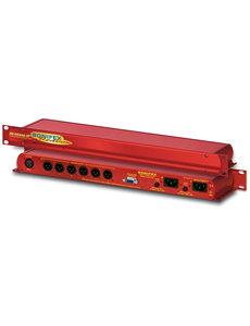 Sonifex Sonifex RB-DDA6A-2P 6 Way Stereo AES/EBU Digital DA with Dual Power Supplies