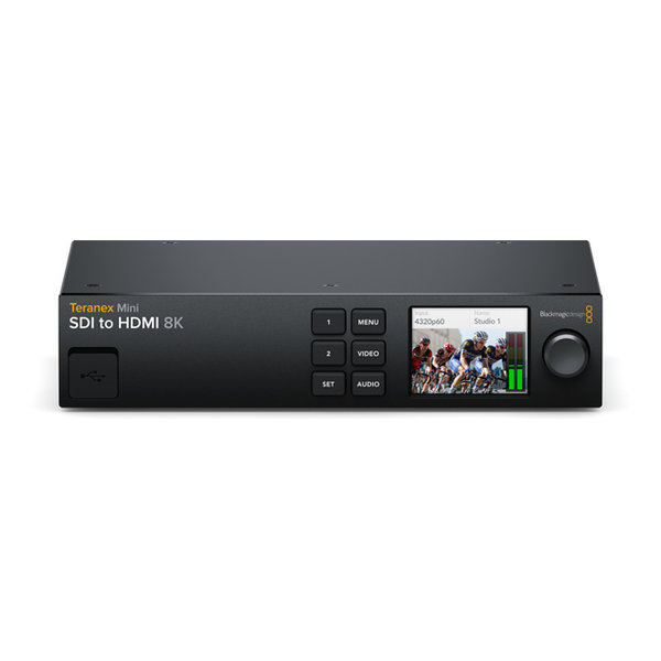 Blackmagic design Blackmagic design Teranex Mini SDI to HDMI 8K HDR