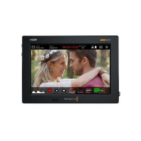 "Blackmagic design Blackmagic design Video Assist 7"" monitor 12G HDR"