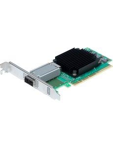 Atto Atto FastFrame N351 QSFP28 Optical Interface