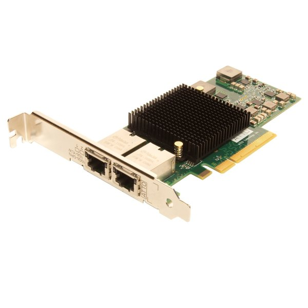 Atto Atto FastFrame NT12 RJ45 - Dual Port 10GBASE-T PCIe 2.0 Network Adapter