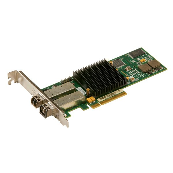 Atto Atto Celerity FC-82EN - Dual-Channel 8Gb/s Fibre Channel PCIe 2.0 Host Bus Adapter ( includes SFPs )