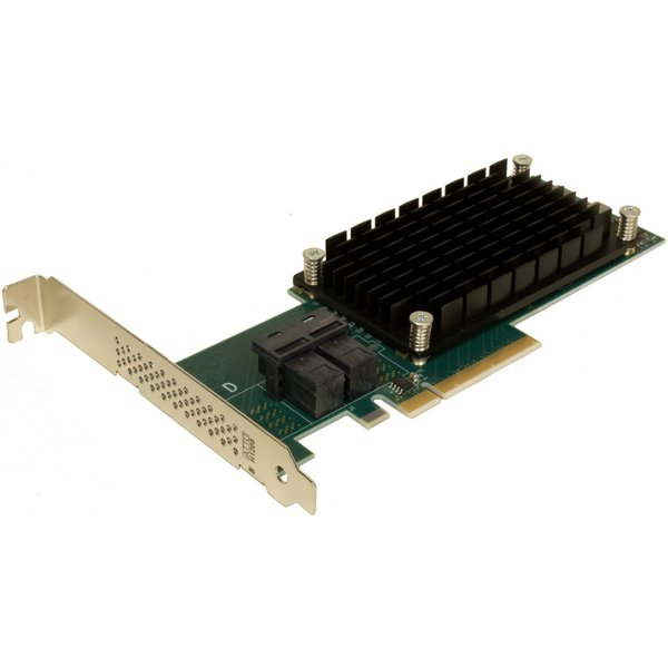 Atto Atto ExpressSAS H1208 - 8 Internal Port 12Gb/s SAS/SATA to PCIe 3.0 Host Bus Adapter