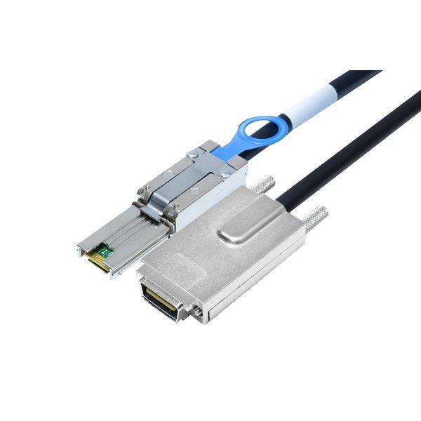 Atto Atto SAS Cable, External SFF-8088 to SFF-8470 - 1 Meter