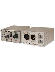 Sonifex Sonifex CM-TBU Line Powered Telephone Balance Unit