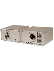 Sonifex Sonifex CM-TLL Line Powered Telephone Line Listen Unit