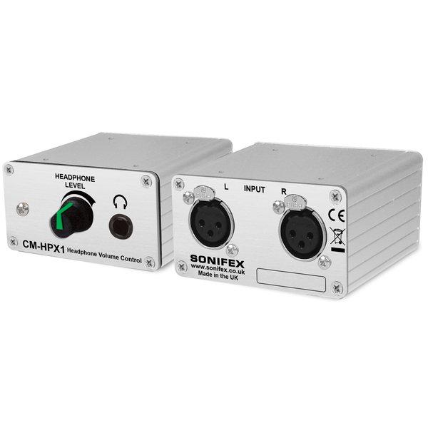 Sonifex Sonifex CM-HPX1 - Headphone Volume Control