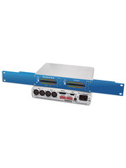 Sonifex Sonifex RM-M2R53 2 Stereo 53 Segment Meters, Rack-Mount