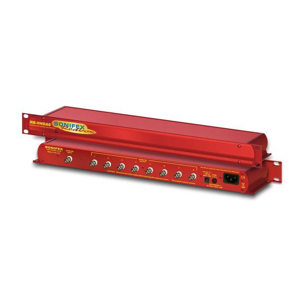 Sonifex Sonifex RB-VHDA8 - 3G HD SD-SDI 1 Input, 8 Output Video Distribution Amplifier