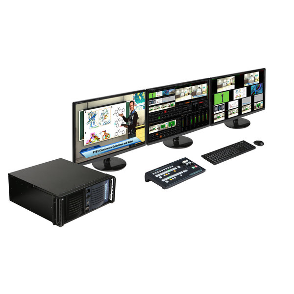 Datavideo Datavideo TVS-1000A Trackless Virtual Studio System - HDMI Input
