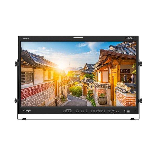 """TVlogic TVlogic LUM-242G 24"""" 4K/ UHD HDR Emulation Monitor"""