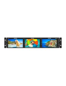 "TVlogic TVlogic R-5T 3 x 5.5"" LCD Full HD Screen"