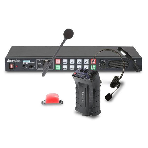 Datavideo Datavideo ITC-300 Digital Intercom System