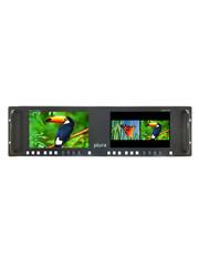 "Plura Plura LCM-307-3G Dual 7"" or 4 x 4"""