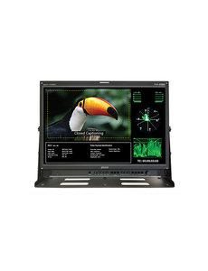 "Plura Plura PBM-224-3G 24"" Portable & Rack-mountable monitor"