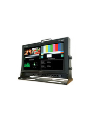 "Plura Plura PBM-317-3G 17"" Portable & Rack-mountable monitor"