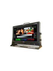 "Plura Plura PBM-317-3G-10 17"" Portable & Rack-mountable monitor"