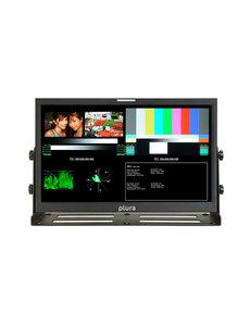 """Plura Plura PBM-317-3G-N 17"""" Portable and Narrow Bezel monitor"""