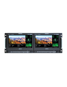 "Plura Plura PHB-209DRK-3G Dual 9"""