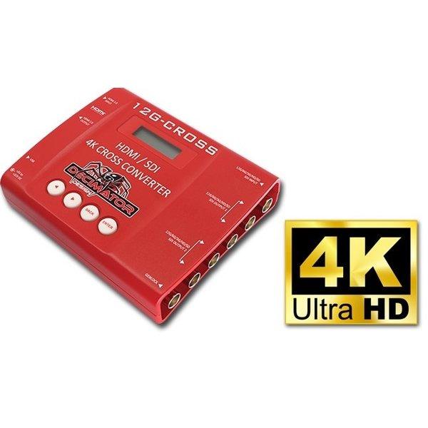 Decimator Decimator 12G-CROSS HDMI / SDI 4K
