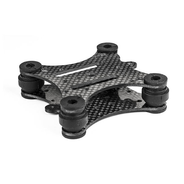 """Marshall Marshall CVM-3 Four-Point Vibration Absorbing Bracket with 1/4-20"""" Mounting Threads"""