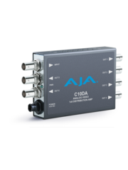 AJA AJA C10DA Analog video 1x6 distribtuion amplifier
