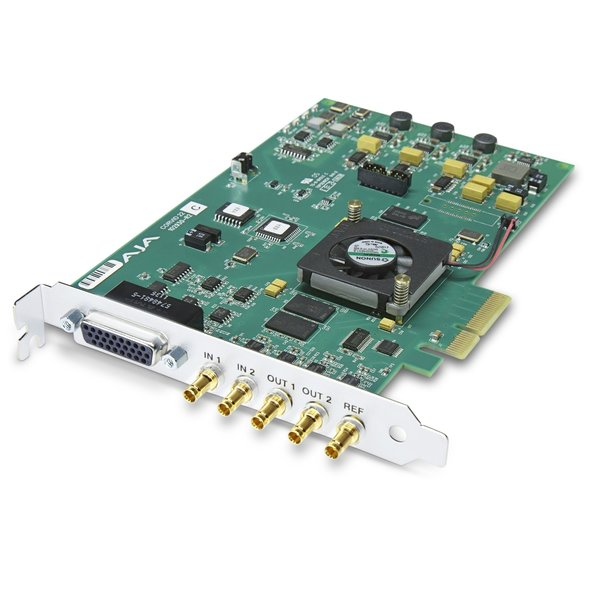 AJA AJA Corvid-22 4-Lane PCIe card 2-in/2-out