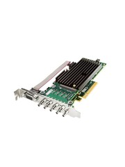 AJA AJA Corvid-88-FL 8-lane PCIe 2.0 card 8-in/8-out, fanless version
