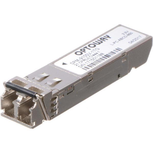 AJA AJA FIBER LC-1-Tx-MM Single multi-mode LC 3G fiber Tx SFP