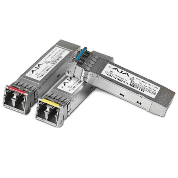 AJA AJA FiberLC-2-Rx Dual LC 3G fiber Rx SFP