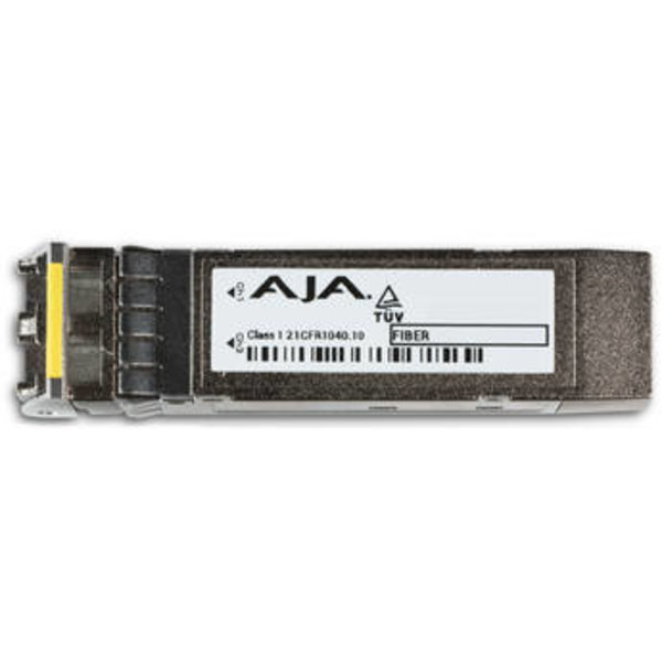 AJA AJA FiberLC-2-RX-Dual 12G-SDI Single-Mode LC fiber Rx SFP