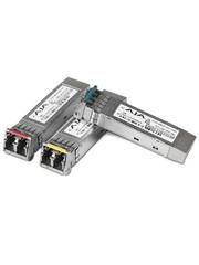 AJA AJA FiberLC-2-TX-MM Dual 3G-SDI Multi-Mode LC fiber Tx SFP