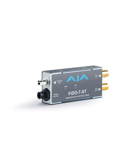 AJA AJA FIDO-T-ST Single ch. SD/HD/3G SDI to fiber ST + loop SDI out