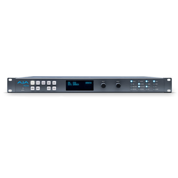 AJA AJA FS1-X Frame sync/convertor with MADI audio