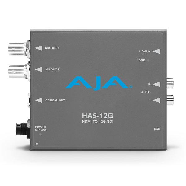 AJA AJA Ha5-12G HDMI 2.0 to 12G-SDI conversion