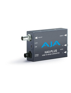 AJA AJA Ha5-plus Integrate HDMI and SDI easily