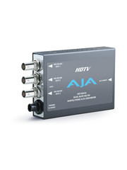 AJA AJA HD10AVA analog video/audio to HD/SD-SDI with emb. audio