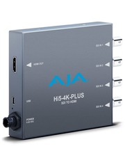 AJA AJA Hi5-4K-plus / 3G-SDI to HDMI 2.0 Conversion