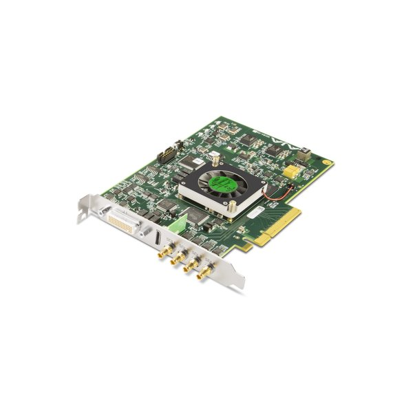 AJA AJA Kona-4 / 4K,2K,HD&SD 3G-SDI 10-bit 8 lane PCIe 2.0, 4K HDMI out & 4K SDI HFR out