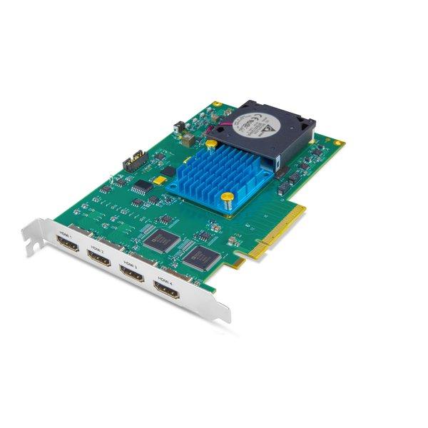 AJA AJA KONA-HDMI 4-ch. HDMI capture 1 x 4K/UHD or 4 x 2K/HD PCIe 2.0 card
