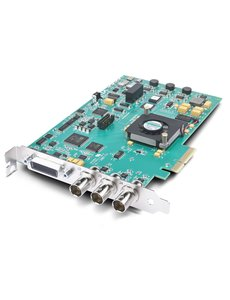 AJA AJA Kona-LHe PLUS HD/SD 10-bit digital and 12-bit analog PCIe card