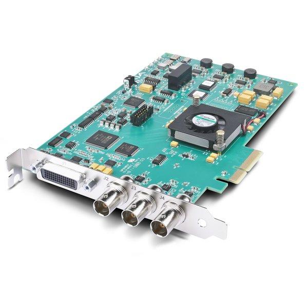 AJA AJA Kona-LHe PLUS HD/SD 10-bit digital and 12-bit analog PCIe card
