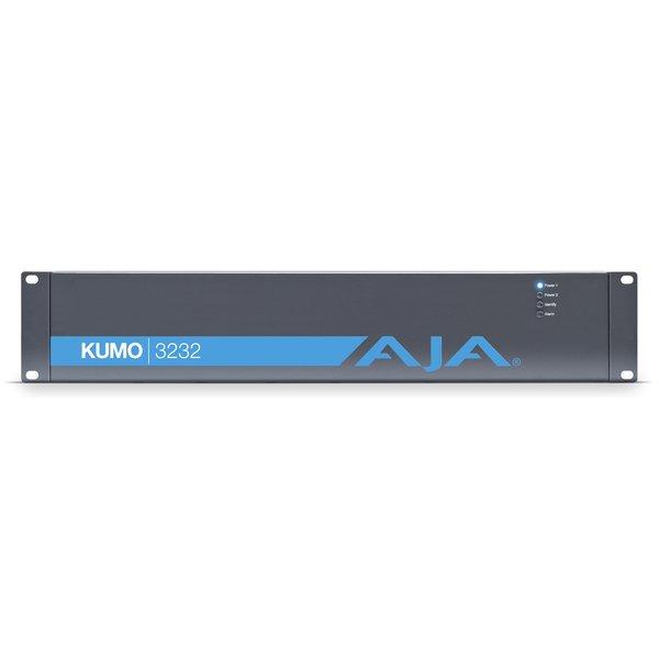 AJA AJA KUMO-3232 Compact 32x32 3G-SDI Router, 1 PSU incl.