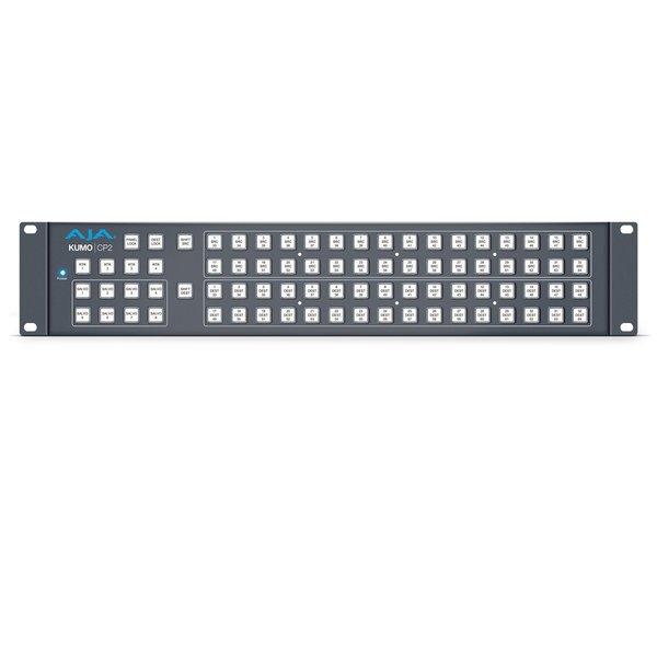 AJA AJA KUMO-CP2 / 2RU Control Panel for all KUMO routers