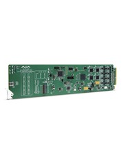 AJA AJA OG-3G-AMA 3G-SDI Analog audio embedder/disembedder 4 in/out, 8 in or 8 out
