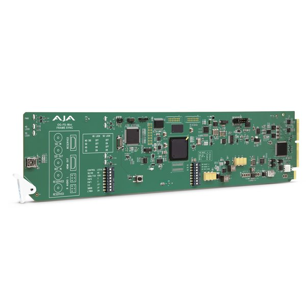 AJA AJA OG-FS-Mini / 3G-SDI Utility Frame Sync, SDI and HDMI out