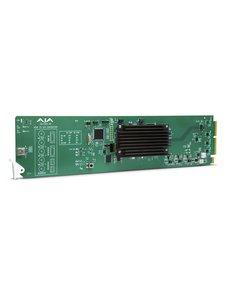 AJA AJA OG-Ha5-4K HDMI to 4x3G-SDI, dashboard support